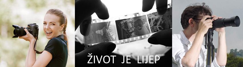 """FOTONATJEČAJ ZA MLADE  """"ŽIVOT  JE  LIJEP  2016."""""""